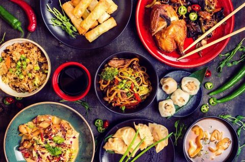 Influence of Asian food on Canadian markets