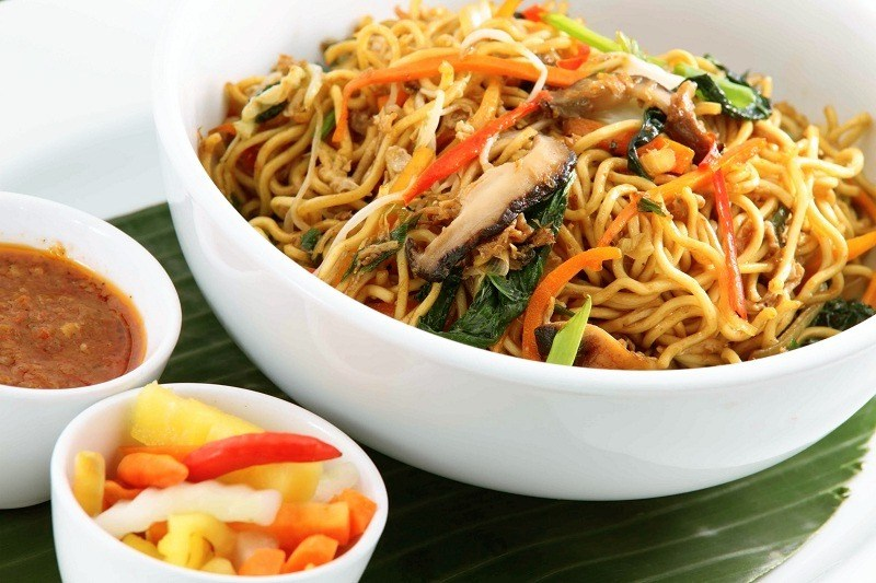 Veggie Hakka Noodles