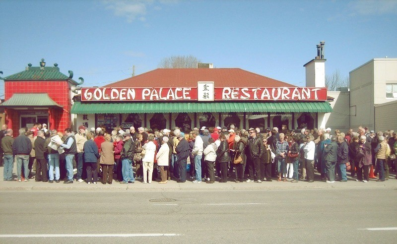 Golden Palace (2195 Carling Avenue)