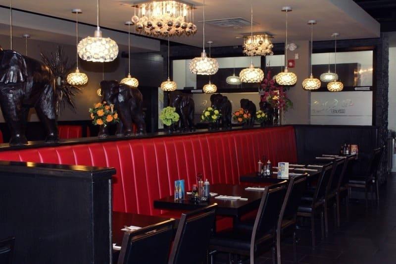 Caltons Chinese restaurant
